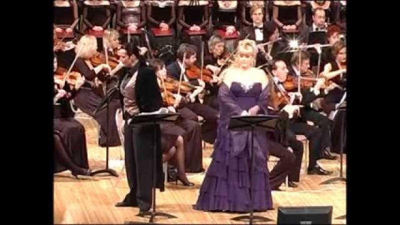 Elena Mikhailenko .Mozart Aria Vittelya.1act