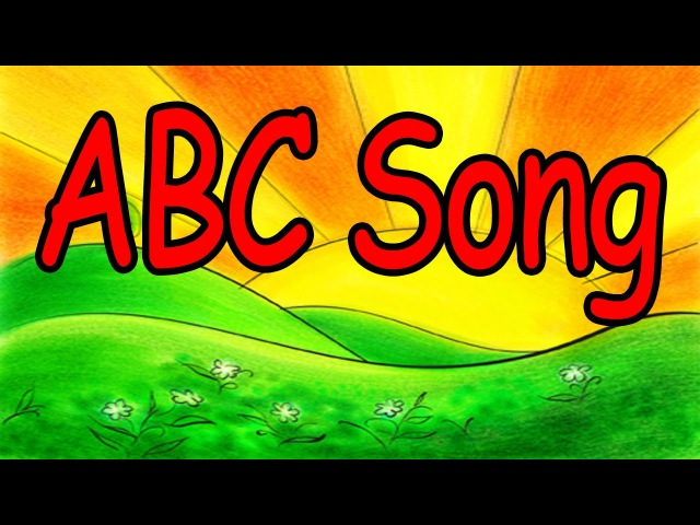 ABC Song ABC Songs for Children Nursery Rhymes for Kids Kids Songs The Learning Station