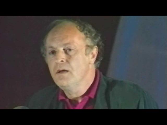 Joseph Brodsky recites Nature Morte Иосиф Бродский Натюрморт 1989 subtitled