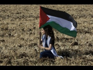 Arabic Music: Ode to the girls of Palestine (New Palestinian rare Dabke Song With Download) HD 1080p