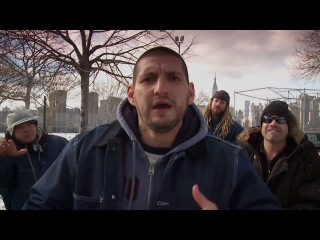 "Freddy Madball ""Gunshots"" f. Slaine and Jaysaun [OFFICIAL MUSIC VIDEO]"