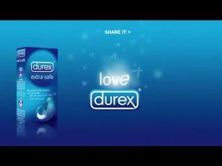 Запрещенная реклама презервативов Durex