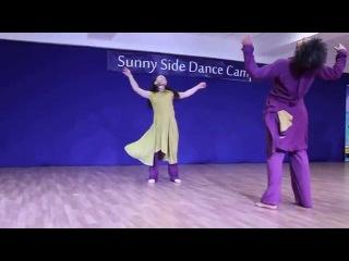 Xandy Liberato & Evelyn Magyari Sunny Side Dance Camp 2015
