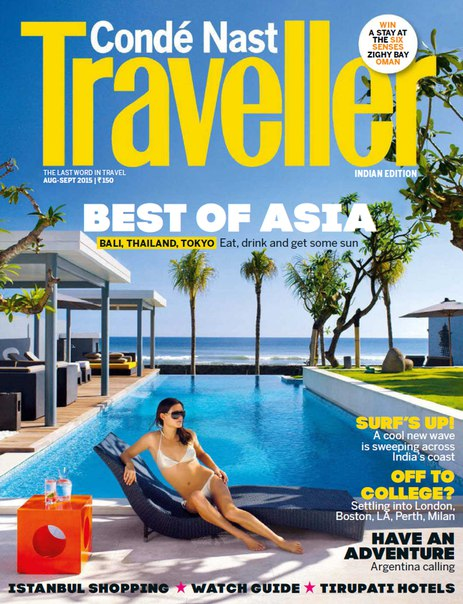 Conde Nast Traveller - September 2015  IN vk.com