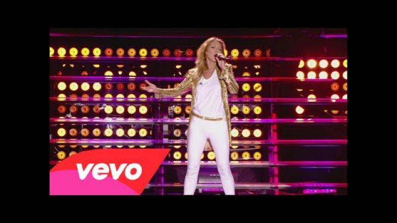 Céline Dion Loved Me Back to Life Live in Quebec City