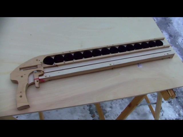 Oreo Separation Pump Gun