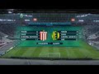 Transmision del partido. Entre Estudiantes - Aldosivi. Fecha 23. FPT