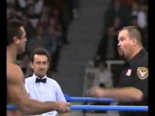 "Classic WCW - Ravishing Rick Rude vs ""The Boss"" (Big Boss Man)"