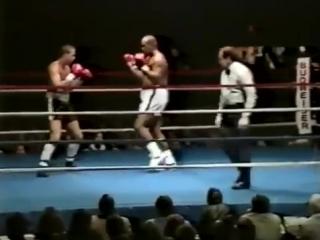 1987-11-21 George Foreman vs Tim Anderson