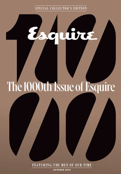 Esquire - October 2015  USA vk.com