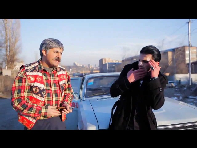 Vigen Hamzo Yere1 ` Short Film by` Armenia TV Armenian Humor