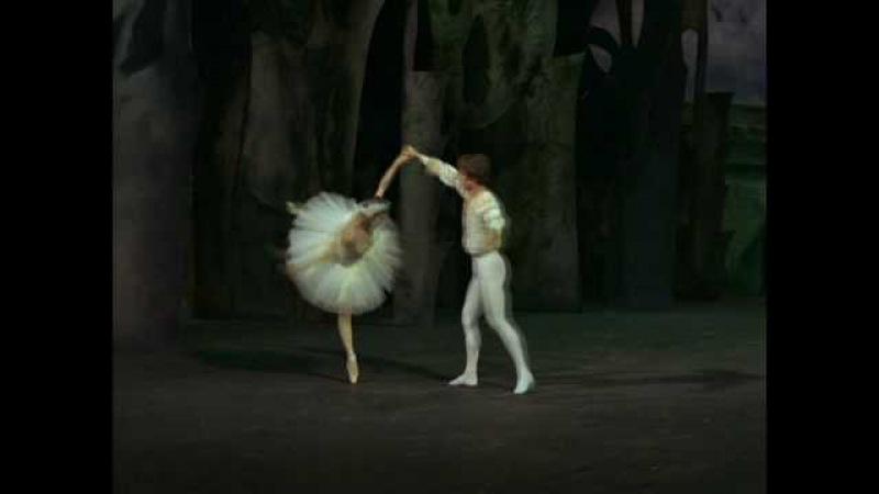 Tchaikowsky Swan Lake Rudolf Nureyev Margot Fonteyn