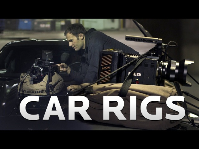 FRES Cameras on Cars With Andrew Kramer