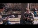 August Rush/Август Раш игра на гитаре (органе) малыша с фильма