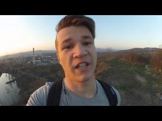 VLOG: СКАЛОЛАЗ/Забрался на скалу
