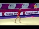 Ganna Rizatdinova. 2016 European Championships. AA. Hoop