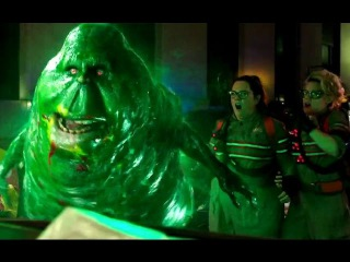 GHOSTBUSTERS Official Trailer #2 (2016) Chris Hemsworth Supernatural Comedy Movie HD