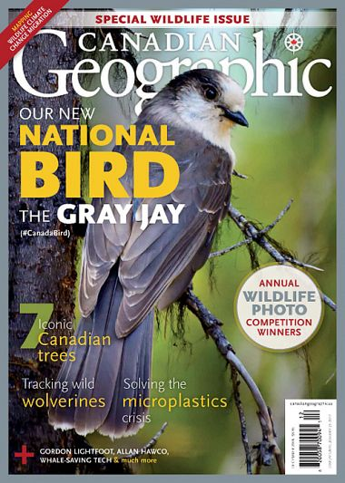 Canadian Geographic - December 2016