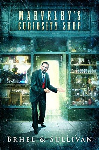 Marvelry 39 s Curiosity Shop - John Brhel