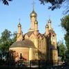 Храм Святой Животворящей Троицы в г. Пушкино