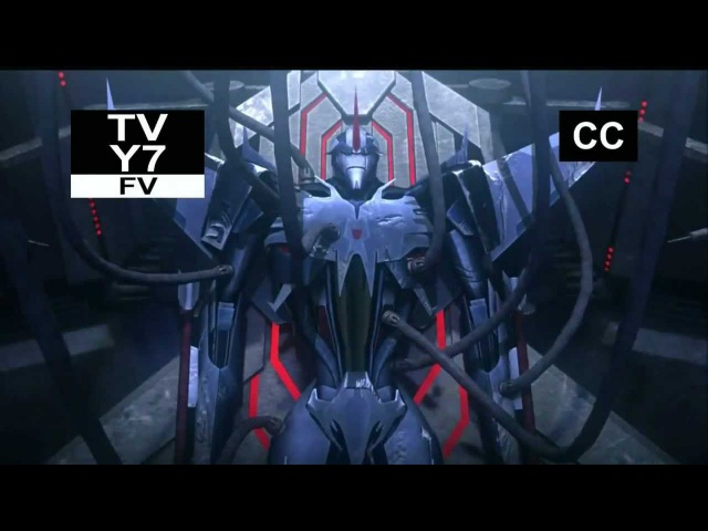 TFP Megatron comes for Starscream The Aftermath