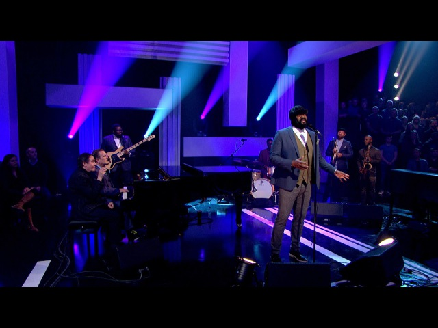 Gregory Porter Guests Tribute to Prince Purple Rain Later with Jools Holland BBC Two