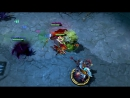 Windranger Iron branch shackle shot 9k mmr