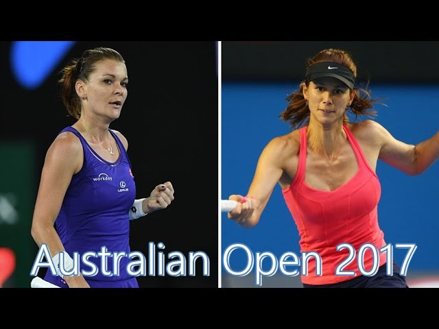 Agnieszka Radwanska vs Tsvetana Pironkova R1 Australian Open 2017 Highlight HD