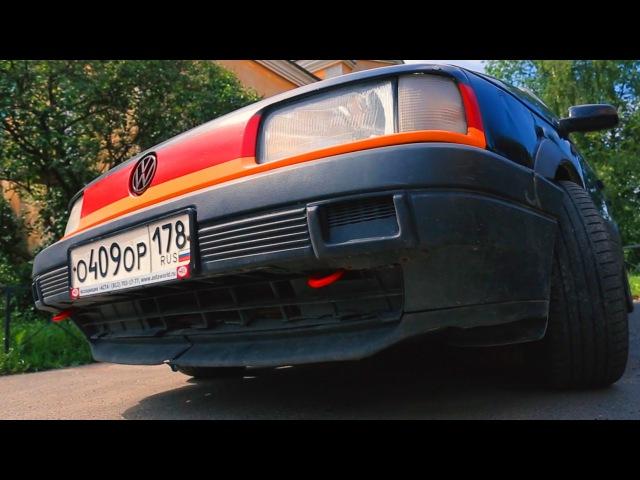 Дешёвки. VW Passat B3 за 20 тысяч рублей.