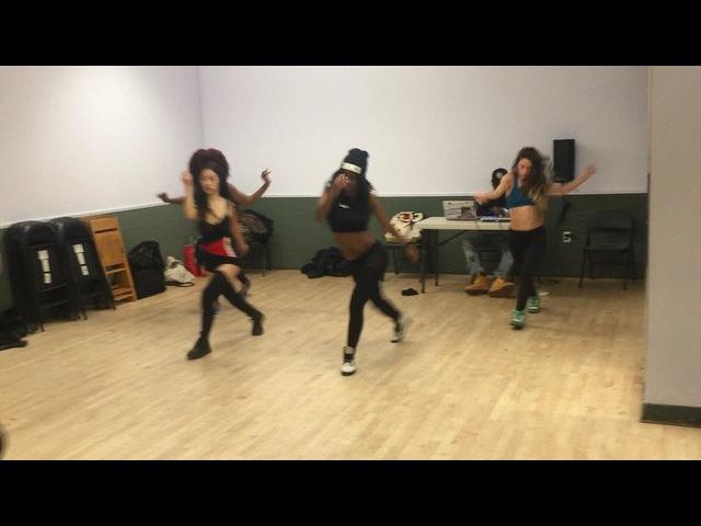 "Nelly on Instagram Walkoutdance by @nellydanca Song Pull up to mi Bumpa by @konshenssojah and @jcapri hcr ripjcapri @wickidliquid @guerdley @aliyahali """