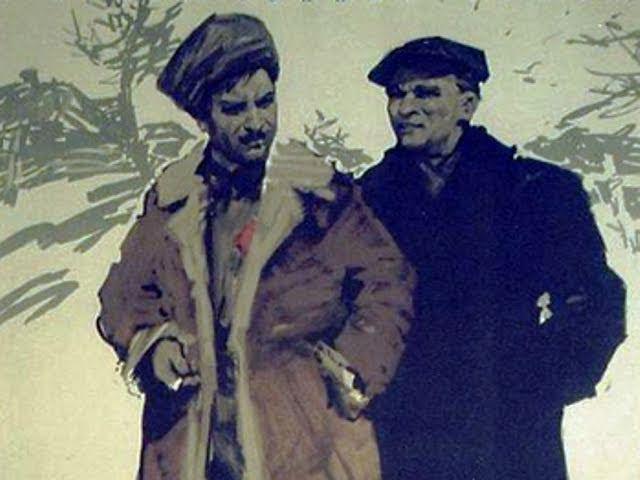 Поднятая целина 2 серия 3 советский фильм драма 1959 год