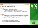 Targeting RTOS Qt on eT Kernel Blending Qt with RTOS for future smart devices