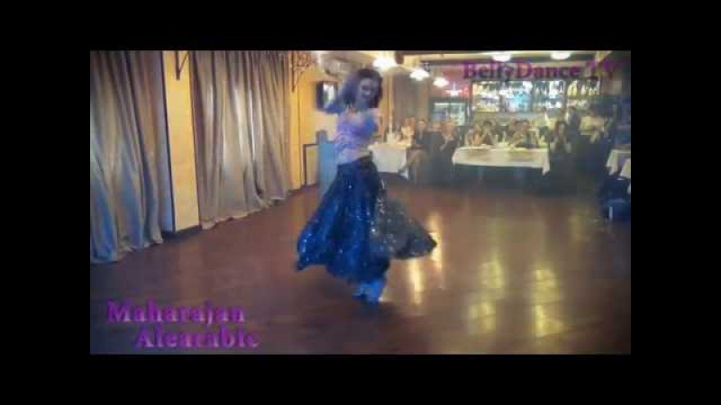 Bellydance TV - Maharajan Alearabic - Станислава Уколова