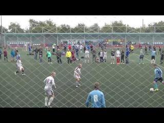 21 РКЛФ 2 тур  Серебряного Кубка РЖД - Поляны 3:0 (1 тайм 0:0)