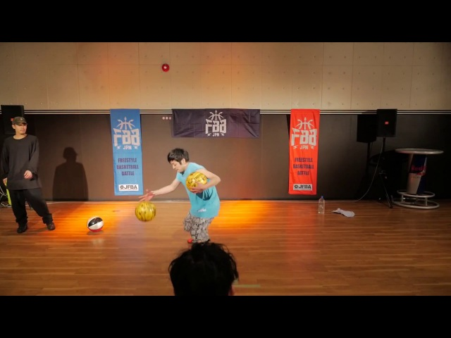 FBB2016 東海ラウンド OPEN 3 1stRd3 TAKERU vs KAZ