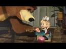 Мультик Маша и Медведь. Подготовка детей к школе! Мультфильм 2015 года для малышей!