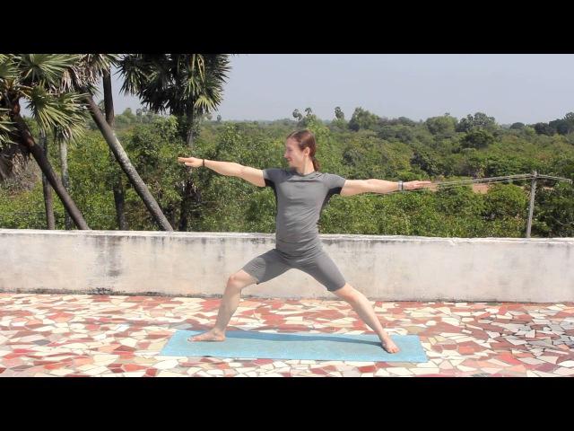 Сточие позы 4 блок Трансформационной йоги