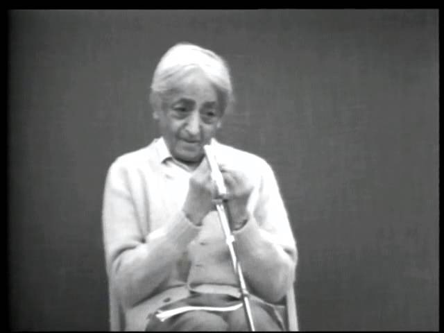 Is it true that yoga will awaken deeper energy which is called kundalini J Krishnamurti