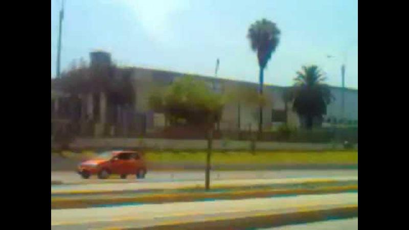 Lima Peru Av. Paseo de la Republica ( Via Expresa)