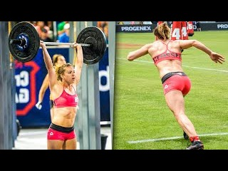 Christy Phillips Adkins - Crossfit Games Athletes - Crossfit Workouts to Get Strong (Cross fit)