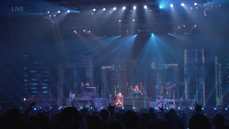 1 2 Seikima II ~Chikyuu Debut 30 Shuunenkinen Kikan Gentai Sai Shuuketsu Daikuro Mass FINAL~D C 18 02 20