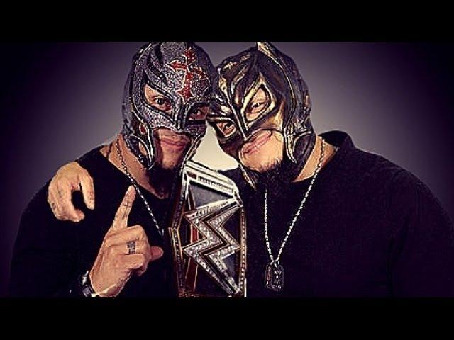 WWE/AAA Rey Mysterio