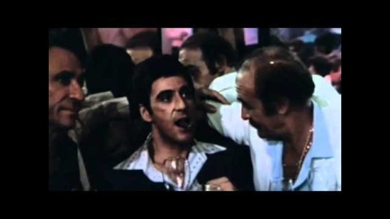 Scarface Official Trailer 1 - Robert Loggia Movie (1983) HD