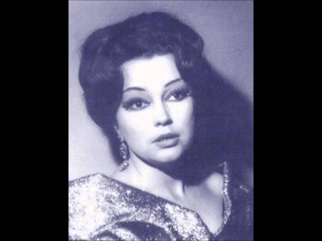Бэла Руденко Ласточка Bela Rudenko Villanelle 1961