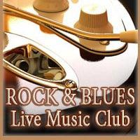 Логотип Rock & Blues Live Music Club