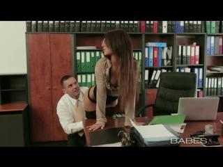 Alexis brill сексуальная секретарша соблазнила шефа