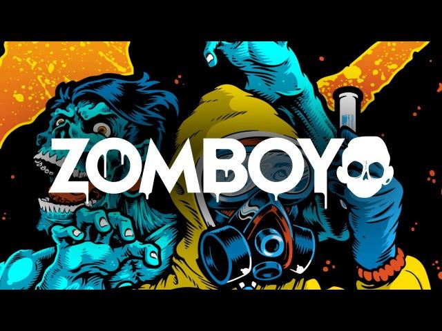 Zomboy Outbreak Ft Armanni Reign DISKORD Remix