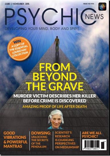 Psychic News - November 2015