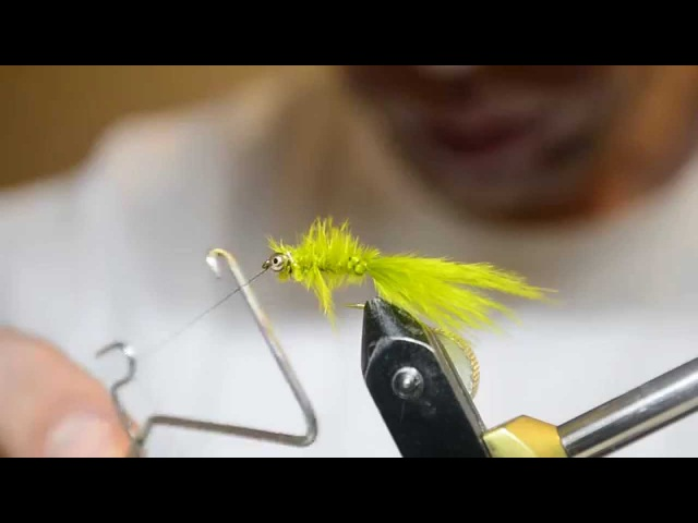 Нимфа Leach Имитация личинки стрекозы Плотва краснопёрка карась
