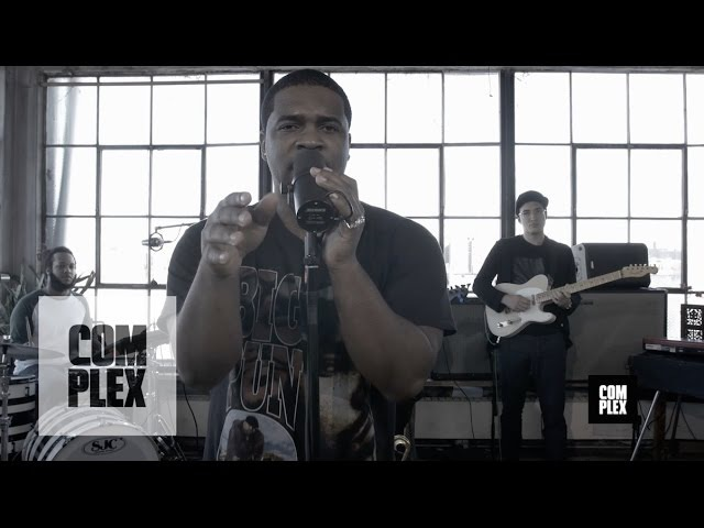 Complex City Cypher f A$AP Ferg Wiki Your Old Droog With Christian Scott Brooklyn NY